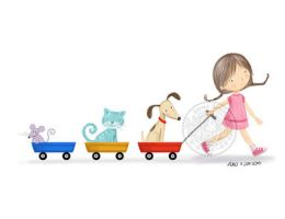 Paseo by aurangelica