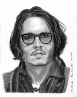 Johnny Depp - May 6, 2012 by shaman-art
