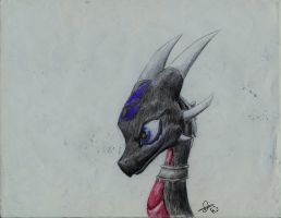 Cynder by EpicSpace