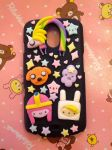 Adventure time inspired mobile cover by CiaLa