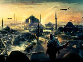 Assassin's Creed Revelations - Istanbul Ayasofya - by SottoPK