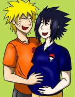 NaruSasu: So Happy Together by dreamer45
