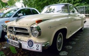 Borgward Isabella Coupe [updated format] by someoneabletofindana