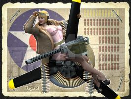 Nose Art 2 by Riguel3d
