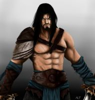 Barbarian by annbelle