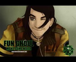 Fun Ghoul, Make Some Noise by Kaisel
