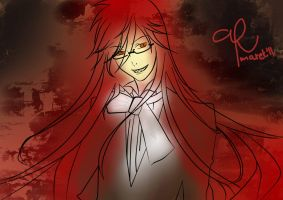 Grell Sutcliff by arale66