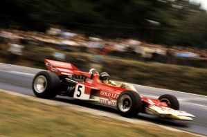Jochen Rindt (Great Britain 1970) by F1-history