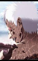 Naruto 687 - Bye Obito V2 ..... by X7Rust