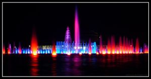 The Wroclaw Fountain by marie-aw