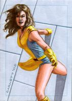 Ultimate Kitty Pryde by artguyNJ