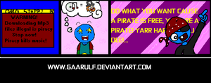 Piracy by Gaarulf