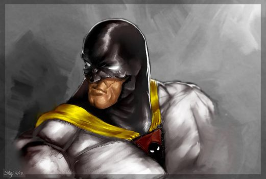 Space Ghost by x-SAgi-x