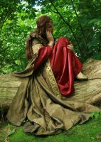 Lady Guinevere 13 by MarjoleinART-Stock
