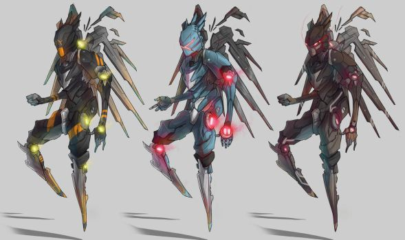 Mech Variations by BrotherBaston