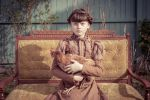 Victorian Girl and Chicken (2014) by kilkennycat