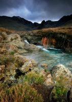 The Fairy Pools by ArwensGrace