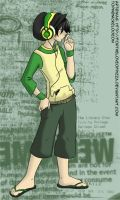 Modern Toph by fortheloveofpizza