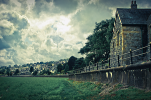 Grange Over Sands by Rustmouth