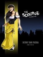 The Scourge: Miriam Chen by manic-pixie