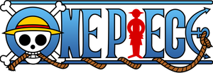 One Piece Logo by zerocustom1989