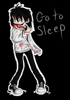 Jeff the Killer by Kekeywolf