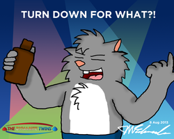 Rodger - Turn Down For What?! by JWthaMajestic
