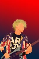 Unfinished Mikey Way by artgirl7777