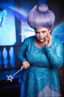 Fairy godmother Shrek 2 by Matsu-Sotome