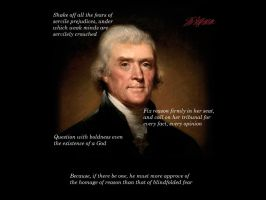 Thomas Jefferson on the study of Religion by Crimson-Serenity