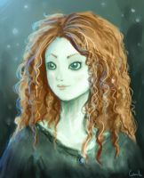 Merida by Ludmila-Cera-Foce