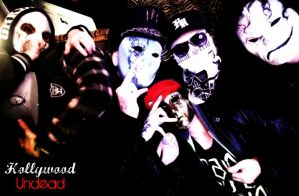 Hollywood Undead -Wallpaper by WelcometoBloodstone