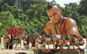 Vaas Montenegro by Coley-sXe