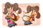 Chesnaught Backpack by kytie