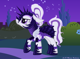 ContestEntry: NLR Pony Armor Design by Gryphonia