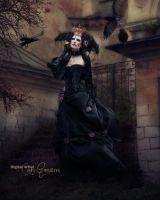 Dark Queen by CindysArt