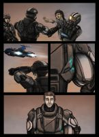 Halo: DogTag Origins Page 5 by Guyver89