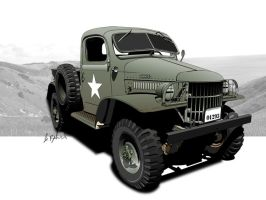 Dodge Truck by Green-Hirsch