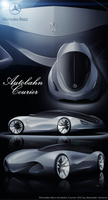 MB Autobahn Courier Project by AS001