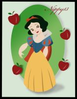 Snow White Chibi by Nippy13