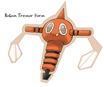 Rotom Tremor Form by icaro382