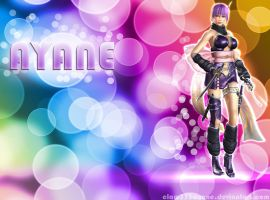 Ayane Ninja gaiden by Claw333Ayane