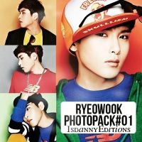Ryeowook (Super Junior) - PHOTOPACK#01 by JeffvinyTwilight