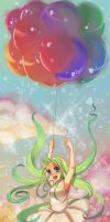 Lucy in the Sky with Diamonds by Rosana127