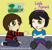 Little Frerard Candy Scene? by TeaAndHamburgers
