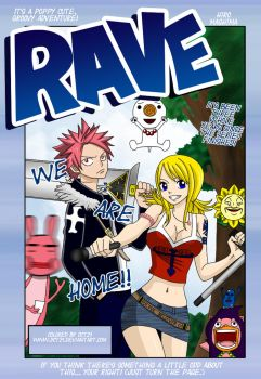 Fairy Tail or Rave Master by dct21