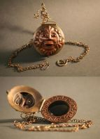 Greenman Locket by EpicEssentials