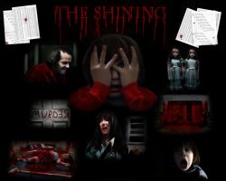The Shining by TheArtistDarklady