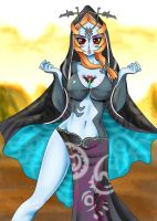 commission Midna by Cramous