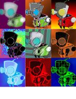 Gir Montage by Triptych-Schift